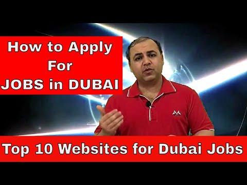 Top 10 Websites to Find a Job in Dubai, Dubai Job popular Search sites