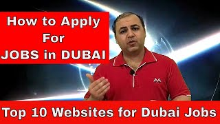 Top 10 Websites to Find a Job in Dubai, Dubai Job popular Search sites