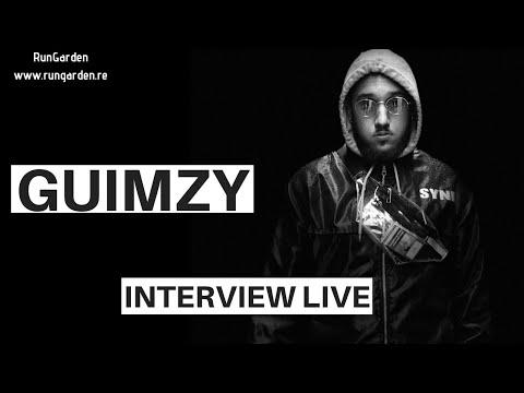 GUIMZY | Interview Live - Le collège, le 240Gang, son frère Lucratif, ses Inspirations et la Sape