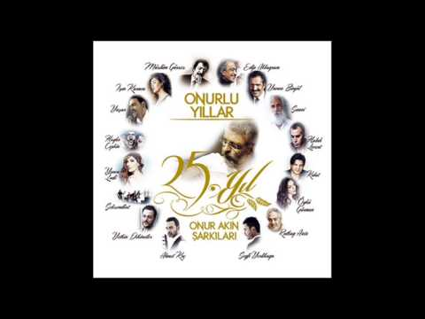 Edip Akbayram - Bana Bir Gül Ver | Onur`lu Yıllar / 25. Yıl Onur Akın Şarkıları (2013)