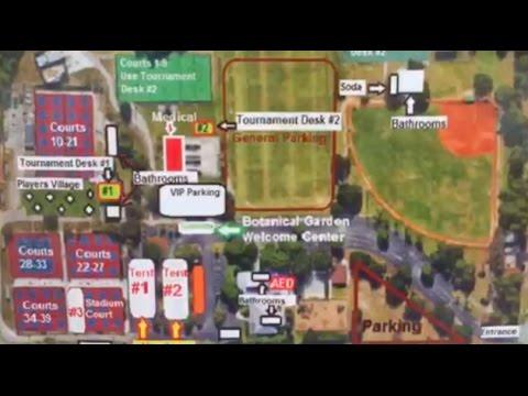 US Open Pickleball Tournament Mid Week 2017 Naples, FL