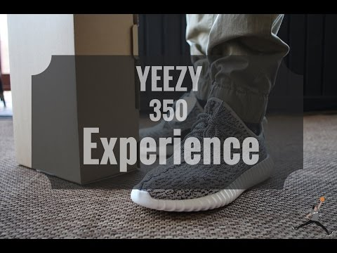 """Turtle Dove"" Yeezy Boost 350 W/ On-Feet Review"