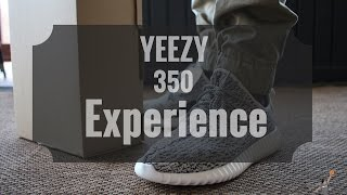turtle dove yeezy boost 350 w on feet review