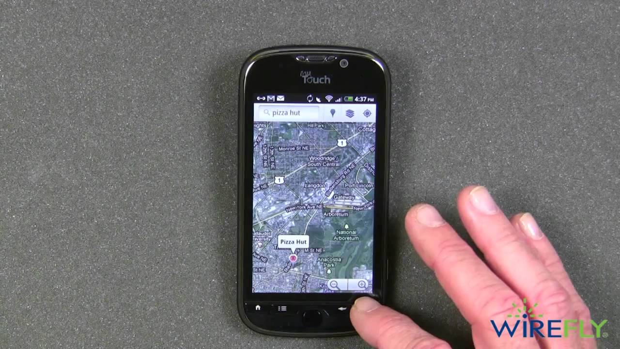 T-Mobile myTouch 4G Review - Part 2 - YouTube