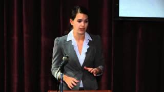 2010 Elevator Pitch Winner - Katie Sunday