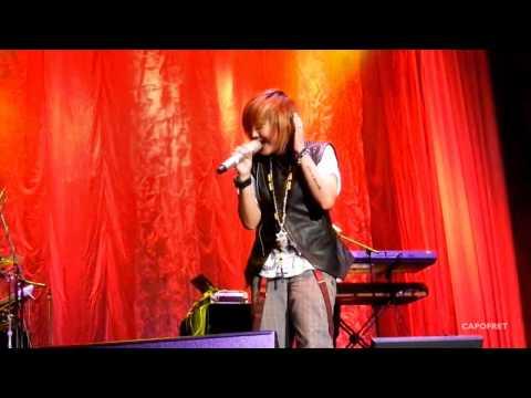 Charice - One Day, Infinity Tour Jakarta