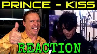 Vocal Coach Reaction to Prince - Kiss - Ken Tamplin