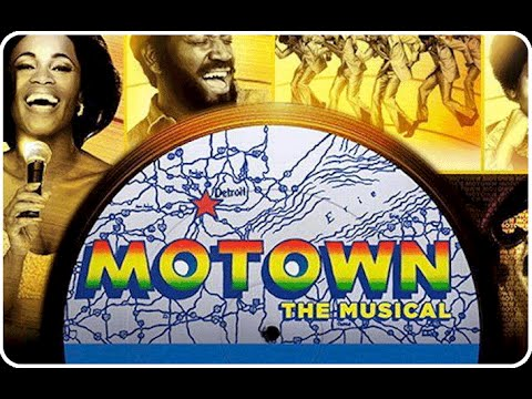 Motown The Musical Tour Broadway 2016