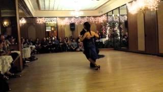 Argentine Tango: Sol Alzamora & Leandro Capparelli - Meta Fierro (partial)