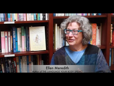 Ellen Meredith On THE LANGUAGE YOUR BODY SPEAKS