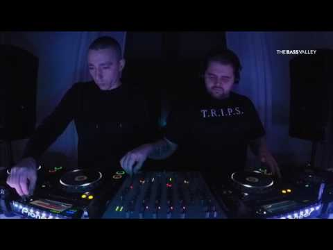 THE BASS VALLEY // CODE IS LAW // MøRBECK B2B UNDER BLACK HELMET
