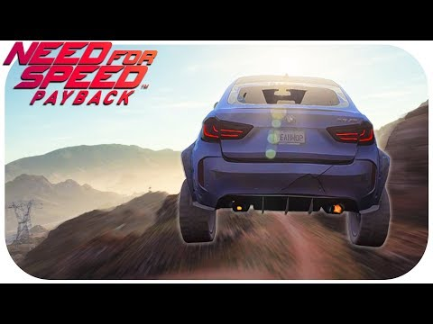 Need for Speed Payback - Fails #7 (Funny...