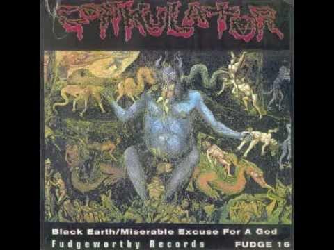 Gonkulator - Miserable Excuse for a God (1996) (Underground Black Grind Metal USA)