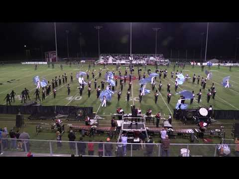 Gibson County Band 12OCT2018