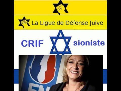Marine Le Pen soutient la LDJ et collabore avec israel