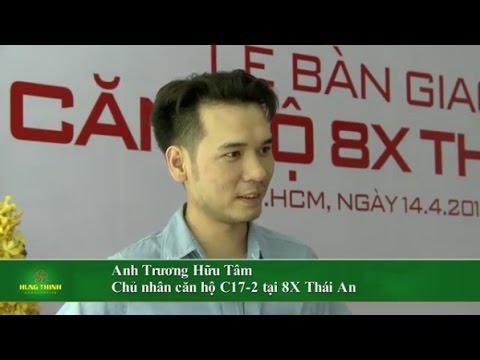 Công ty Hưng Thịnh và Đất Lành bàn giao Căn hộ 8X Thái An cho cư dân
