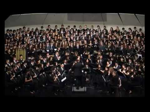 Zurich International School - AMIS Honor Band  and Choir Concert