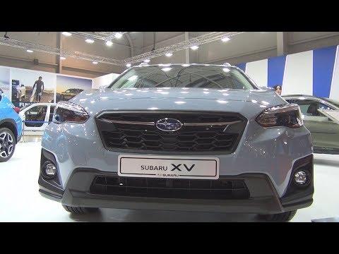 Subaru XV 1.6i Style CVT Lineartronic (2020) Exterior And Interior