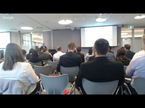 NSW Members meeting - November 2017