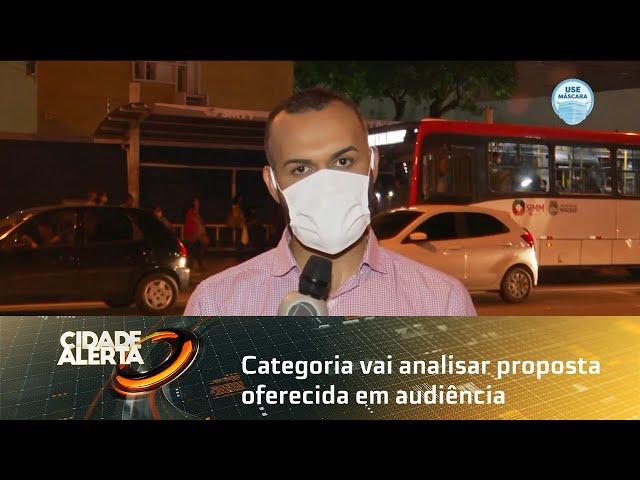 Rodoviários suspendem greve de amanhã