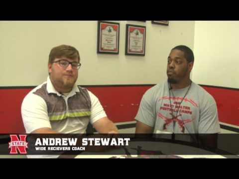 Andrew Stewart Interview