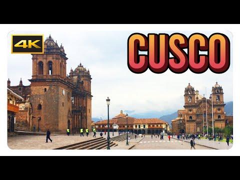 [4K] Cusco - Peru - Cinematic | [UHD] [Ultra HD] [2160p]