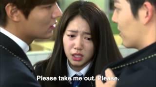 Heirs Episode 8 Eng Sub Young Do trips Eun sang and kim tan blows