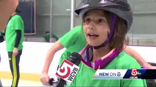 Priceless smiles: Kids with special needs learn to ride bikes