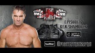 Fight Stories: Ken Shamrock Road Rage Fight