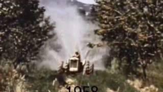 Preventing Pesticide Exposure 1958 CDC