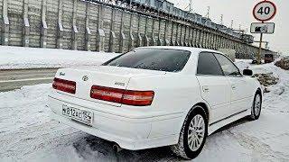 Toyota Mark II МЕРТВЕЦ будет ЖИТЬ! -4700руб на Тойота Марк 2