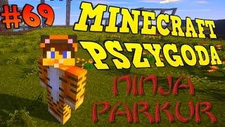 Minecraft Pszygoda #69 – Ninja Parkour!!! [+18]