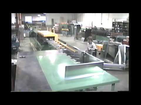 Roof Curb Fabrication System