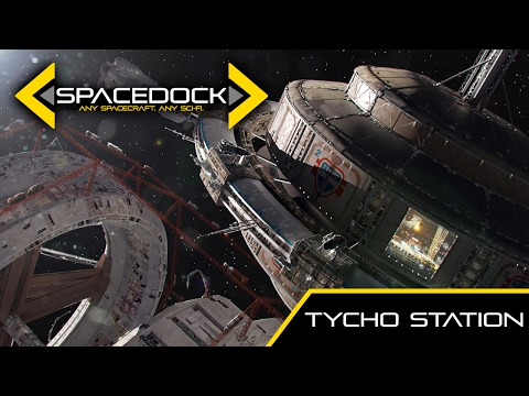 The Expanse: Tycho Station - Spacedock