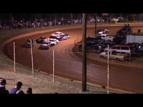 Winder Barrow Speedway Modified Street Feature Race 3/23/19