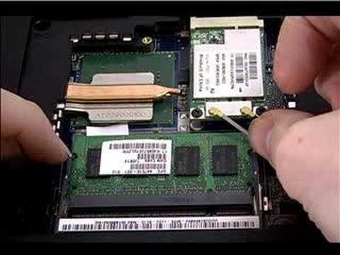 Installing Notebook Ram Hp 530 It247 Com Youtube