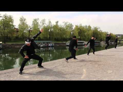 CRYSTALLIZE - LINDSEY STIRLING choreography by MATIC ZADRAVEC