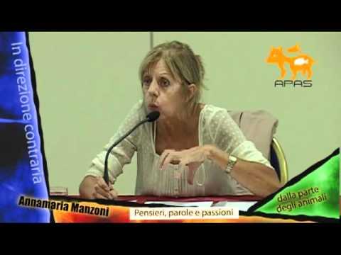 """Conferenza di Annamaria Manzoni """"In direzione contraria"""" – Terza parte"""