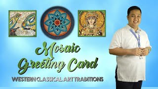 WESTERN CLASSICAL ART TRADITIONS   ...