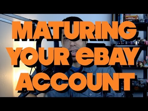 Maturing your Ebay account | 100 feedback in 48 hours | How to stop scammers from targeting you