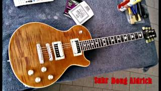 Bare knuckle rebel yell, Suhr Doug Aldrich, Mc Carty 245