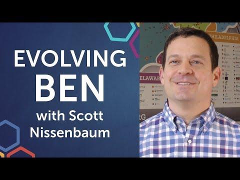 Evolving Ben - Scott Nissenbaum - Innovation Engagement Speaker Series