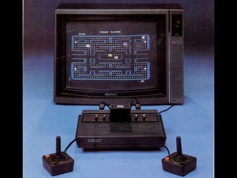 Opening An Atari Flashback 6 Youtube
