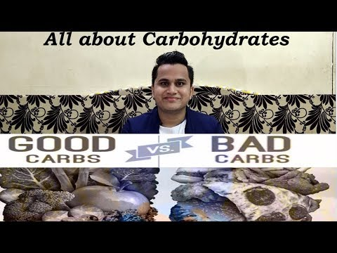All about Carbohydrates in simple fitness and Diet Language.