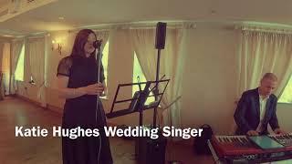 Thank you for loving me (Bon Jovi Cover) - Katie Hughes Wedding Singer YouTube Thumbnail