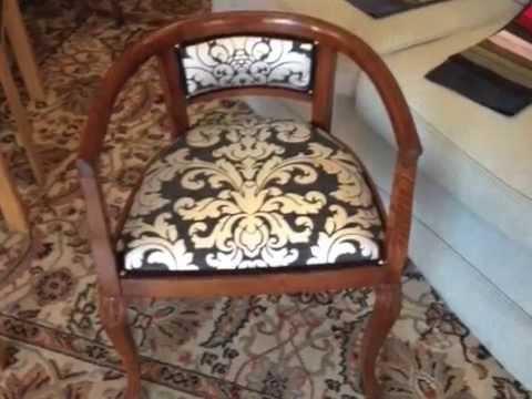 Sedie e poltrone nuove o rifatte per i nostri clienti for Sedie e poltrone