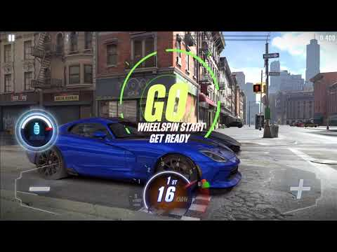 Csr Racing 2  Dodge Viper GTC SnakeSkin Edition Fully Upgraded
