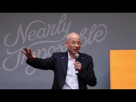 Seth Godin | Nearly Impossible