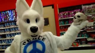 Halloween Fursuiting at Target