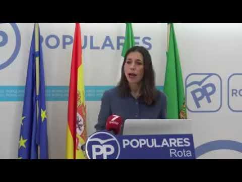 Auxiliadora Izquierdo lamenta que Pedro Sánchez rechace que EEUU vacune a 1.000 españoles en Rota